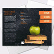 Brochures available to customize and print.