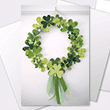 St. Patrick's Day themed party decorations available to print.