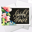 Wedding and engagement cards and invitations available to personalize and print.