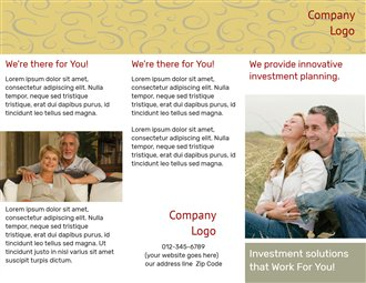 free brochures for finance legal creative center