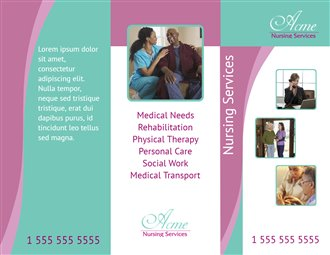 free brochures for healthcare creative center