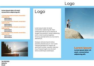 Kostenlose Broschüren für Reise und Tourismus | Creative Center