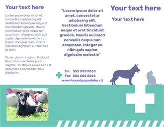 free printable veterinarian creative center