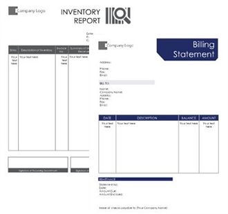 This Business Documents design is available to print and personalise.