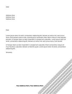 free printable letterhead templates creative center
