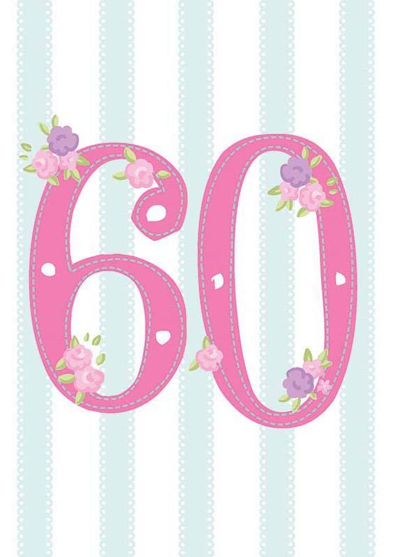 Free Printable 60 Female