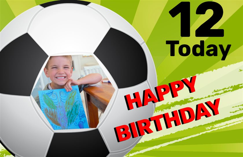 Free Printable Birthday Soccer