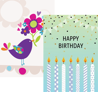 This Cards & Invitations design is available to print and personalise.