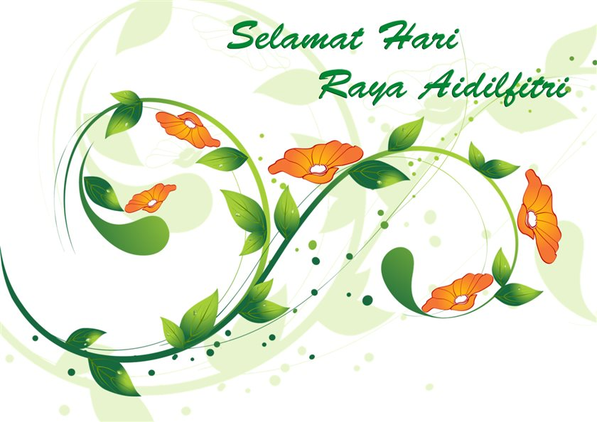 Free Printable Selamat Hari Raya Creative Center