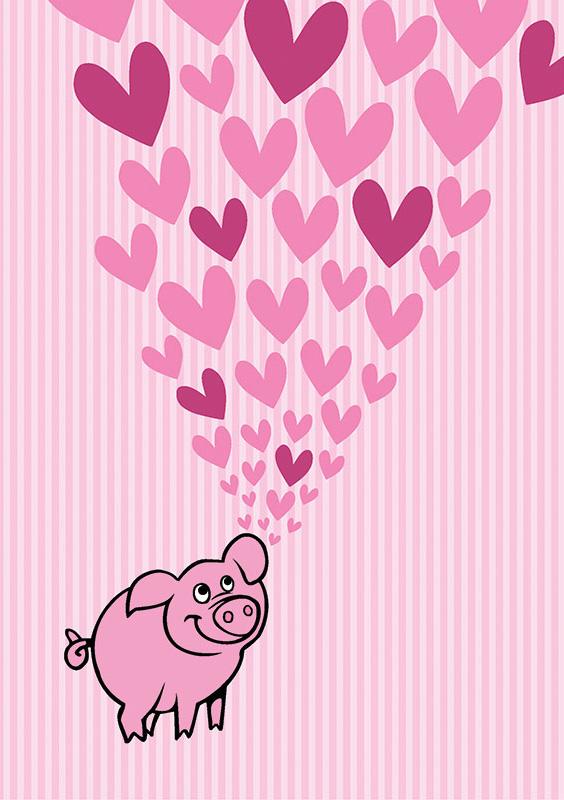 Carte Saint Valentin Dessin Anime 1 Imprimable Gratuitement