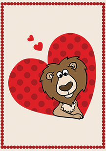 Children's Valentine 3