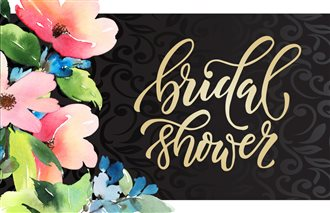 Floral Bridal Shower