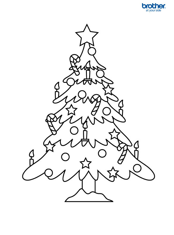 - Free Printable Christmas Colouring 1 Creative Center