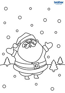 Christmas Coloring 4