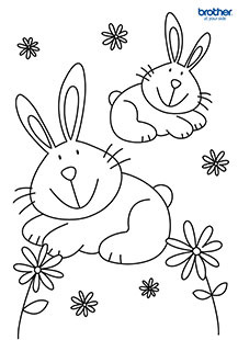 Easter Coloring 2
