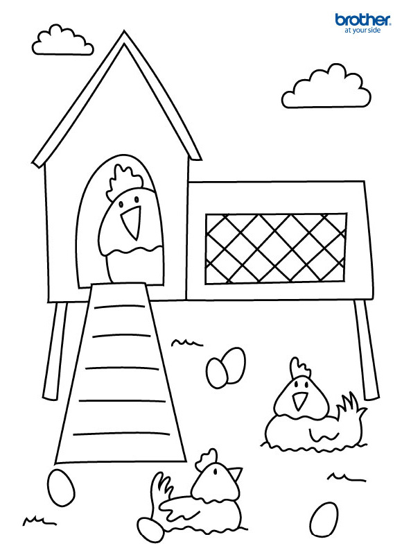 Easter Coloring 5