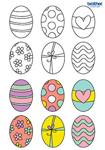 Easter Coloring 6