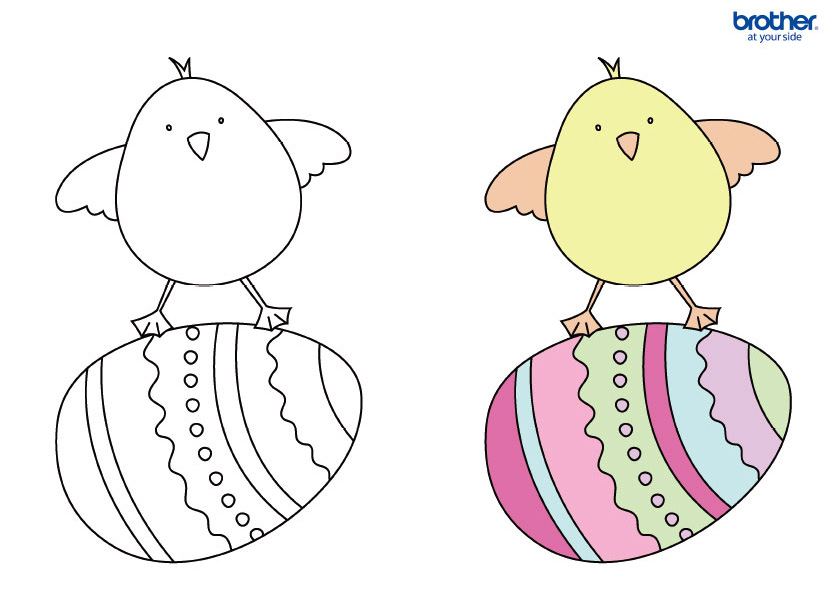 Easter Coloring 7