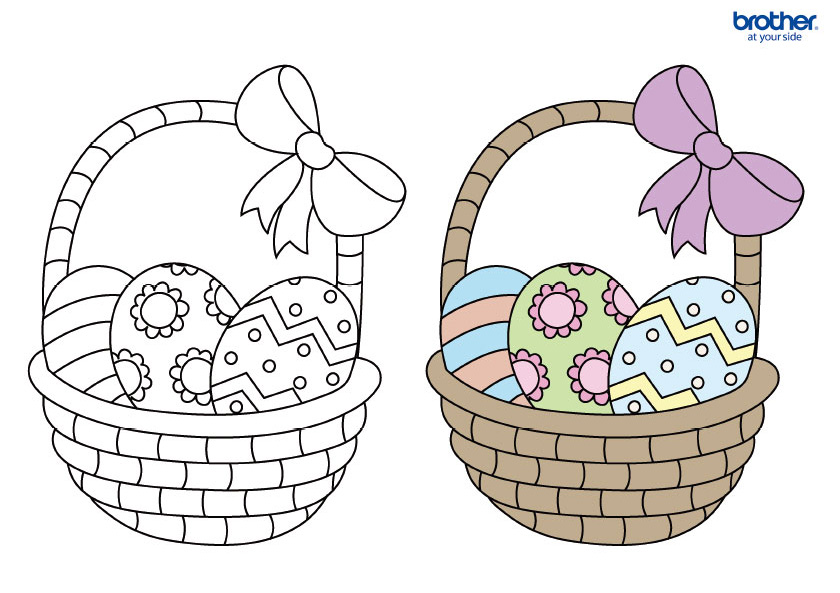 Easter Coloring 8