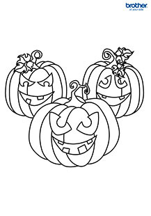 Halloween Colouring 2