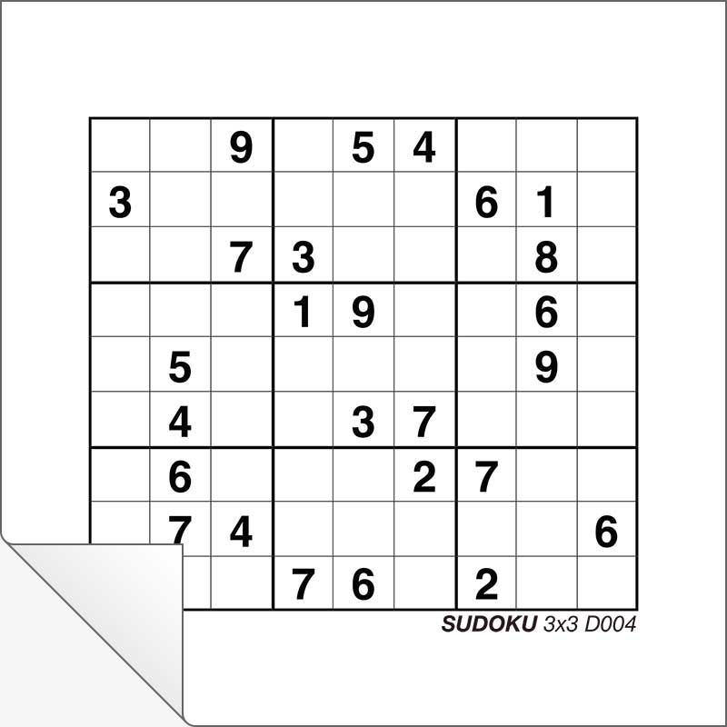 This is an image of Printable Sudoku Pdf intended for answer level 1