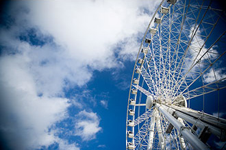 City Panoramic Wheel