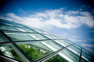 UK Glass Building