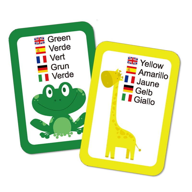 photo relating to Color Flashcards Printable named Totally free Printable Shade Flash Playing cards Imaginative Centre
