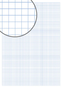Graph Paper 5mm