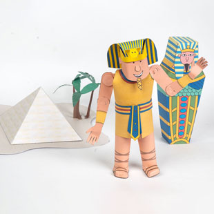Egyptian Pharaoh Set