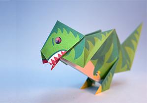 T Rex Dinosaure Imprimable Gratuitement