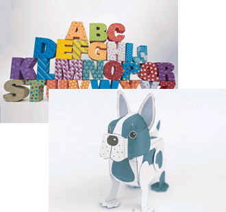 This Paper Craft & Origami design is available to print and personalise.