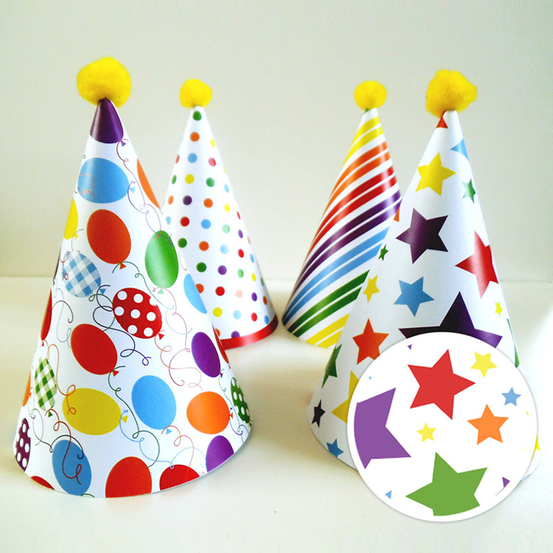image relating to Party Hat Template Printable referred to as social gathering hat template -