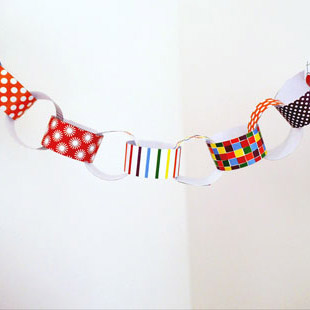 Party Paper Chain