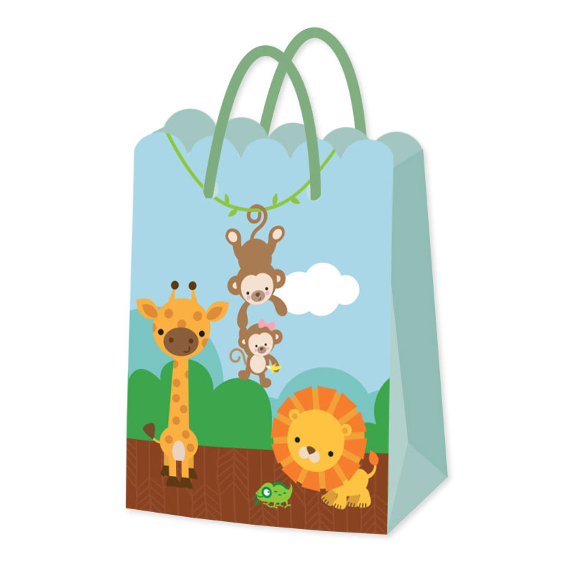 Zoo Party Gift Bag