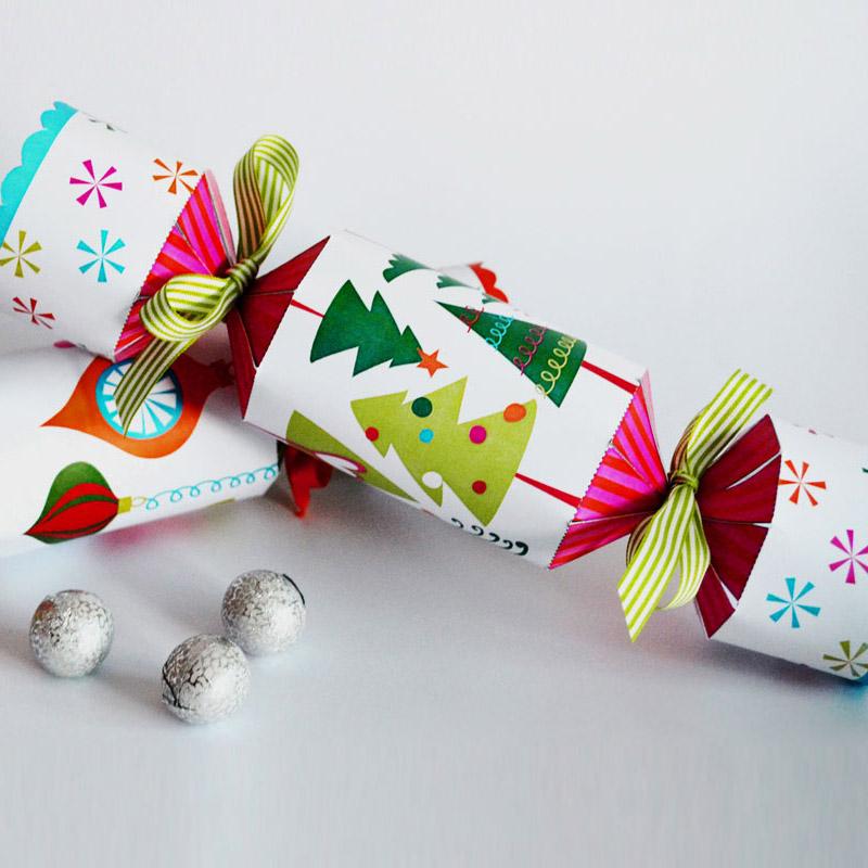 Christmas Cracker Template.Free Printable Christmas Cracker Creative Center