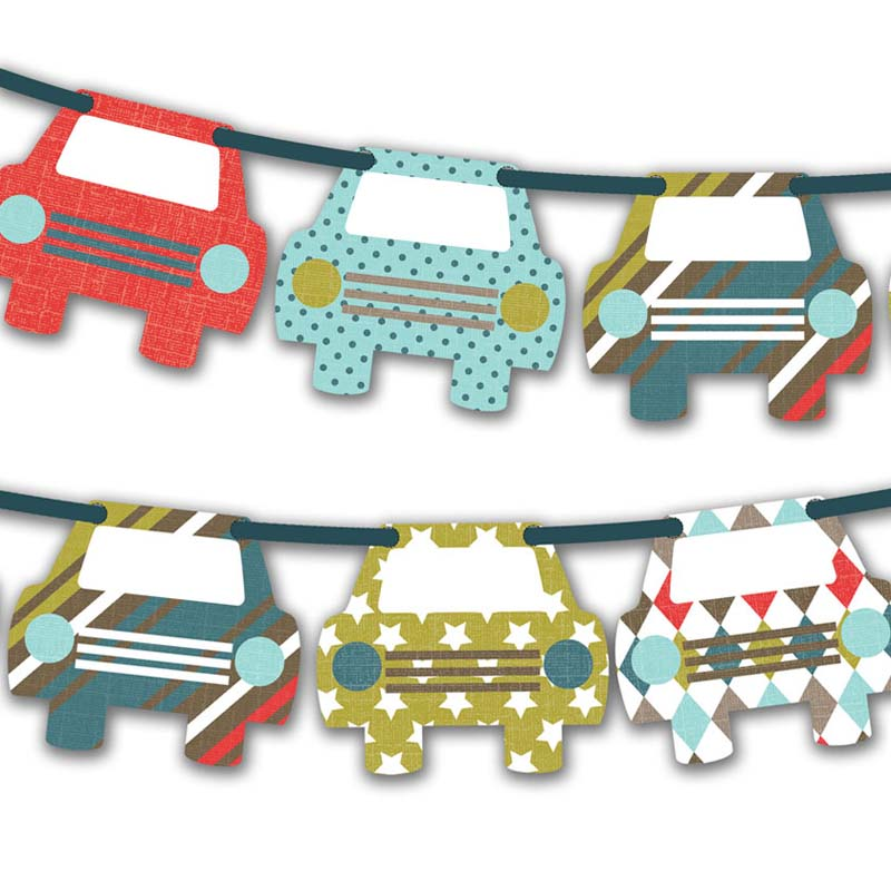 Father's Day Car Bunting