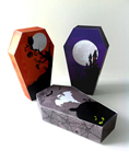 Coffin Gift Boxes