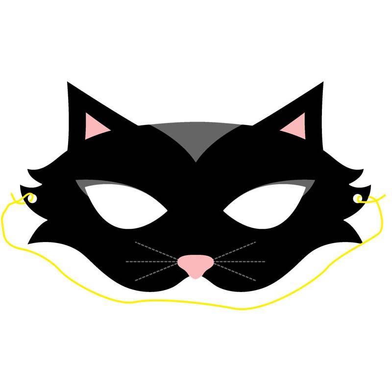 Free Printable Halloween Mask 3 Creative Center