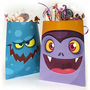 Little Monsters Treat bag