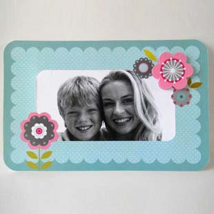 Mother's Day Horizonal Photo Frame