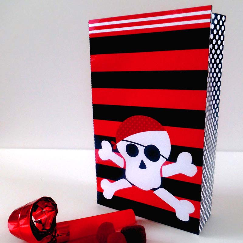 photo regarding Pirate Party Printable named Totally free Printable Pirates Celebration Bag Innovative Centre