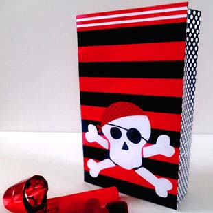 Pirates Party Bag