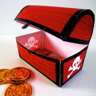 Pirates Party Box