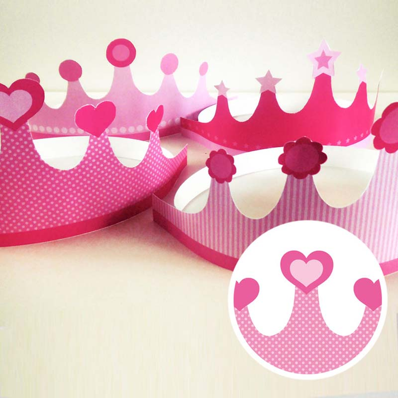 Princess Party Tiara (heart)