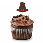 Hat Cupcake Topper